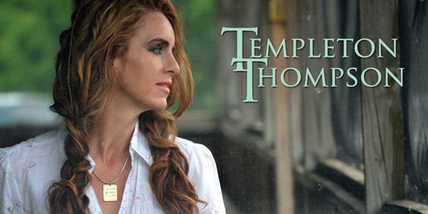 Templeton Thompson är hästtjejen som även är artist och skriver/sjunger låtar om hästar.