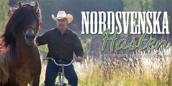 Nordsvenska Hästen – en mångsidig kamrat på Vånga gård