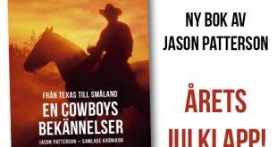Jason Patterson samlade krönikor – ÅRETS JULKLAPP!