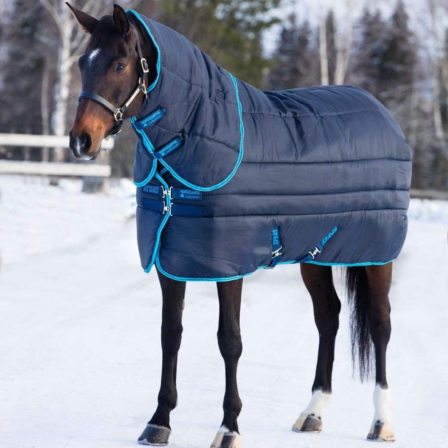 täcke till häst